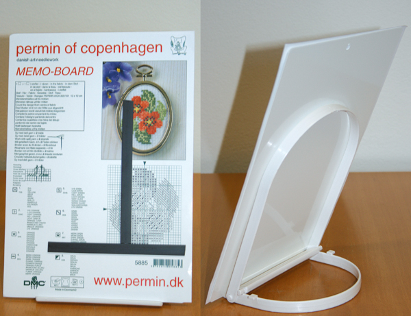 Folding stand f/magnet board