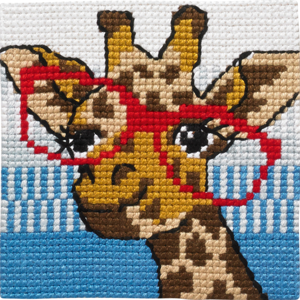 Childrens kit Giraffe