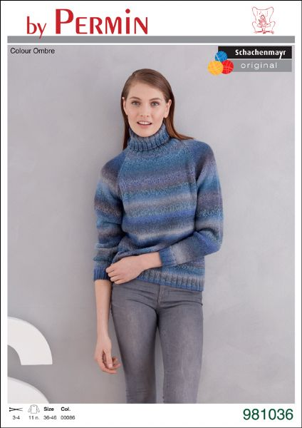 Colour Ombré Sweater
