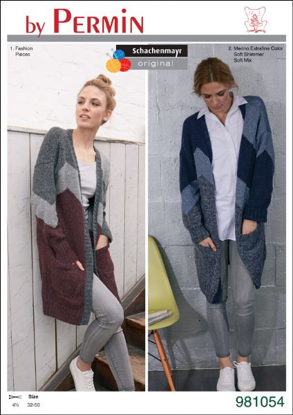 Fashion Pieces cardigan, Mer.