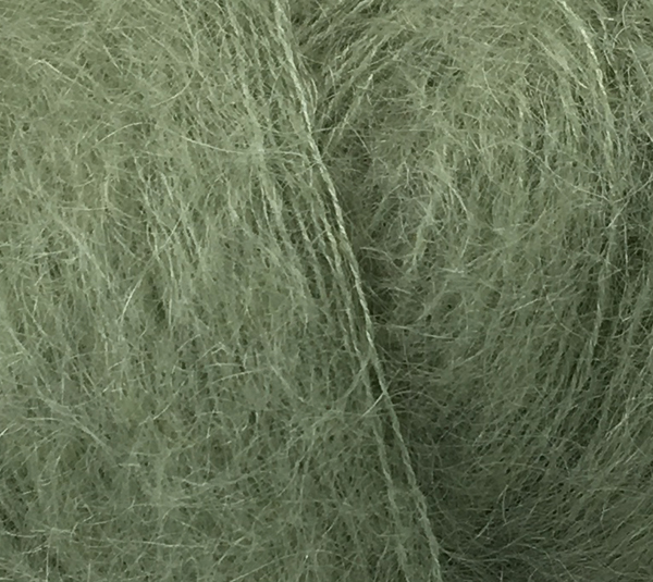 Angel Mohair Green