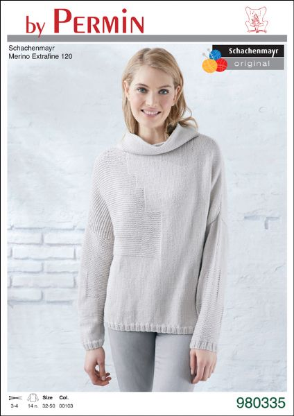Merino Exfine 120 sweater  SE5