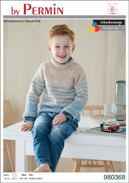 Casual Soft drengesweater  SE5