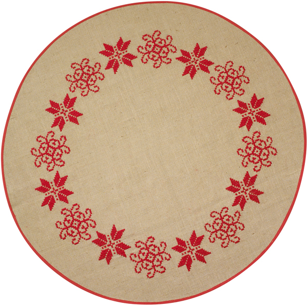 X-mas Carpet Crossstitch