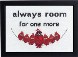 Always room for one  29x20cm