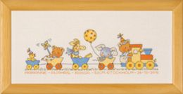 Happy friends 33x15cm R5309
