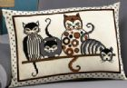 Show product page for: Cushion w/cats