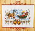 Show product page for: Santa Claus at the church