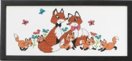 The fox family