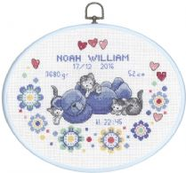 Noah William Dop       20x26cm